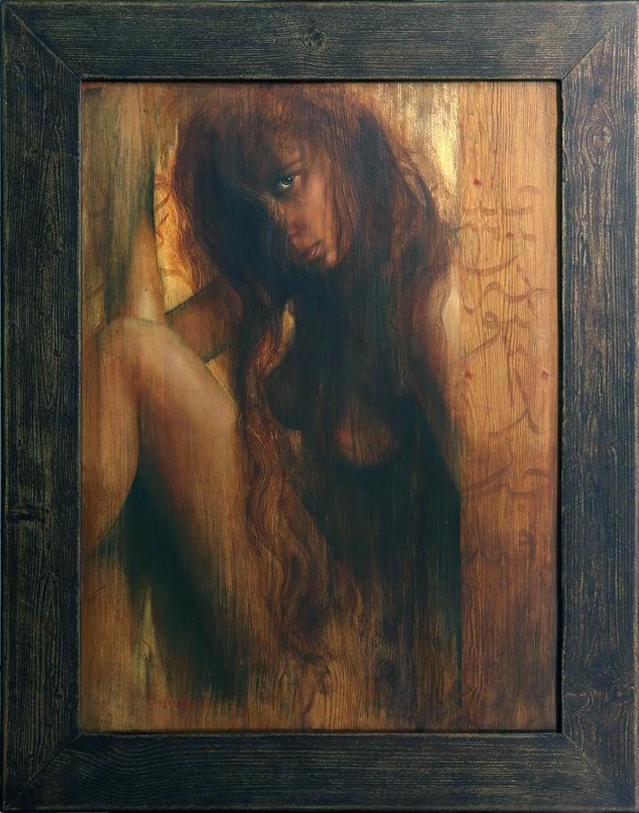 Badawi-Innocence-wood-40x80-2017