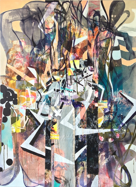 Cheney-Limbic-mixed media collage on canvas-60x44_web