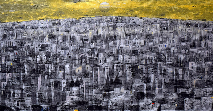 Sabour-New Day-EasternUrbanism-acrylic-graphite-124x57in_18_web
