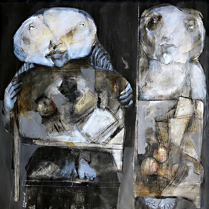 Dahdouh-Figures-Distorted-No2-100x100cm_18_web