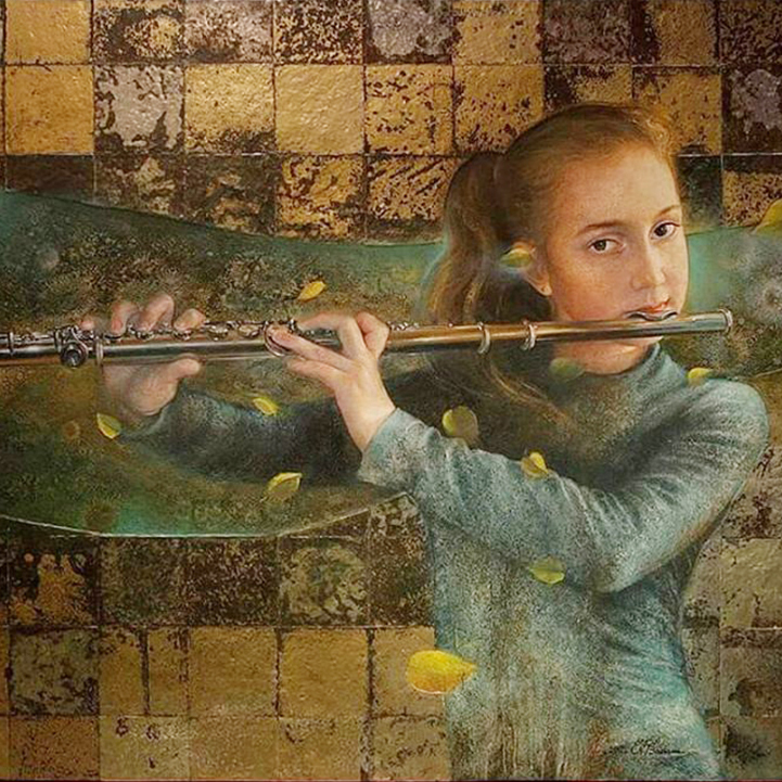 Badawi-Nimat-Girl Clarinet_square