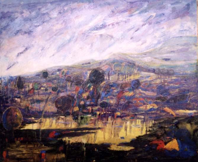 Rami Sabour-Latakia Ranges-No1-20x28in_17