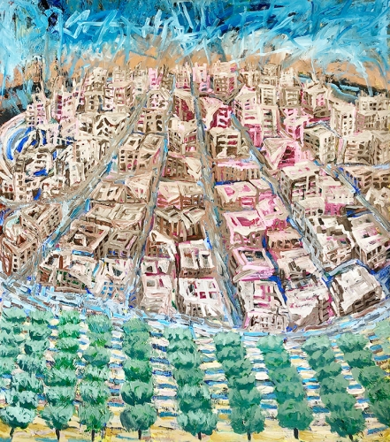 6-Khawam-OliveField-in-my-City-acrylic-48x72in_19_web
